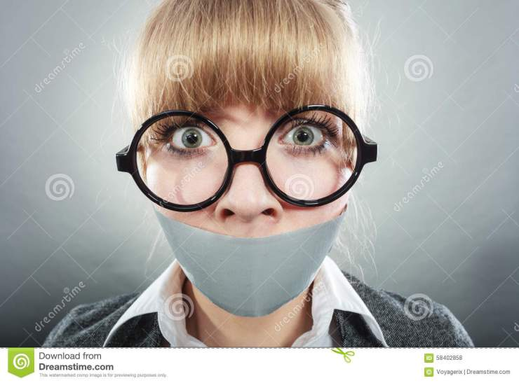 scared-woman-mouth-taped-shut-censorship-afraid-young-girl-duct-tape-lips-freedom-speech-concept-58402858